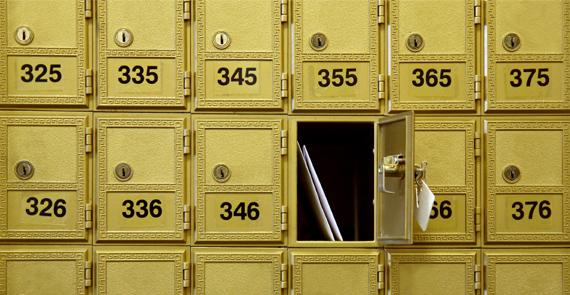 Аренда абонентских ящиков в Москве